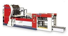 tinplate printing machine
