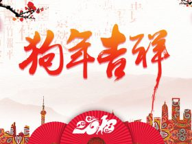 Happy Chinese New Year 2018!