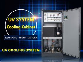 UV Cooling Cabinet