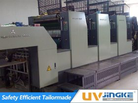 UV Curing System for Beiren Printing Press