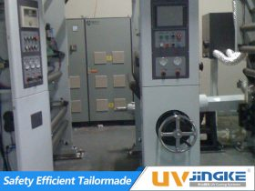 UV Curing System for Coating