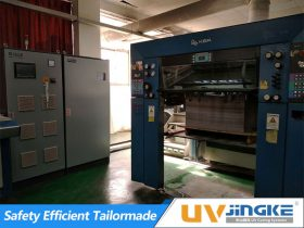 UV Curing System for KBA Rapida 105 Printing Press