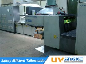 UV Curing System for Komori L28 Printing Press