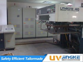 UV Curing System for Komori Lithrone L40