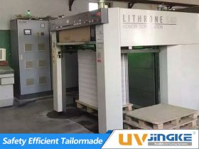 UV Curing System for Komori S40
