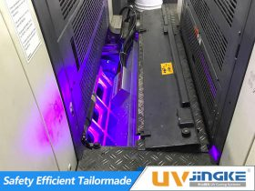 LED UV Curing System for Manroland 500
