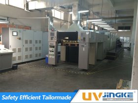 UV Curing System for Manroland 700 Press