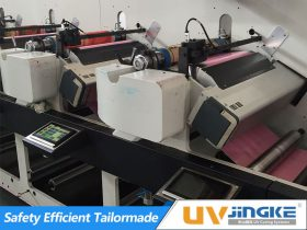 UV Curing System for High Speed Flexo Printing Press