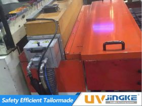 UV Curing System for Tinplate Printing Press