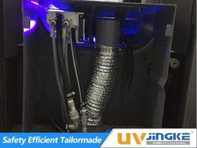 LED UV Curing System for Heidelberg CD102