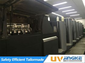 UV Curing System for Heidelberg CD 102
