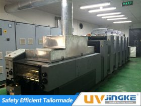 UV Curing System for Heidelberg SM 52