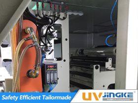 Inert Gas UV Curing for Jingke UV System