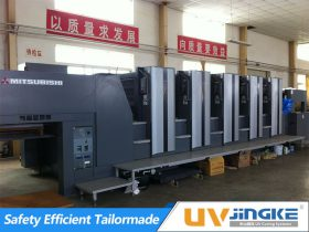 UV Curing System for RMGT Offset Press